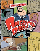 American Dad! - Volume 5