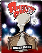 American Dad! - Volume 7
