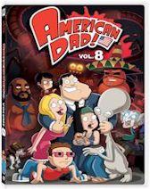 American Dad! - Volume 8