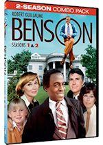 Benson - Seasons 1 & 2 (Mill Creek)