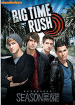 Big Time Rush - Season One, Volume One