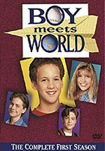 Boy Meets World - The Complete First Season