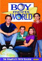 Boy Meets World - The Complete Fifth Season