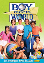 Boy Meets World - The Complete Sixth Season