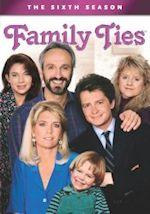 Family Ties - The Sixth Season