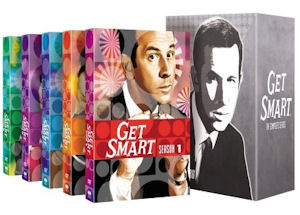 Get Smart - The Complete Series Gift Set (HBO Home Video - same extras as Time-Life)