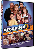 Grounded for Life - The Complete Series (Mill Creek)