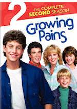Growing Pains - The Complete Second Season