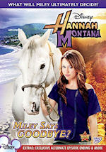 Hannah Montana - Miley Says Goodbye (Volume 6)
