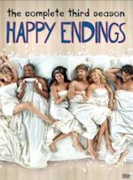 Happy Endings - The Complete Third Season