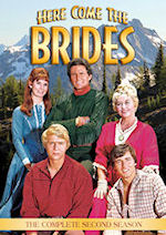 Here Come the Brides - The Complete Second Season