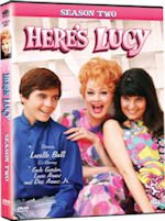 Here's Lucy - Season Two
