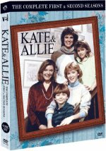 Kate & Allie - The Complete First and Second Seasons (Canadian Release by VEI)