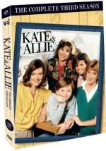 Kate & Allie - The Complete Third Season (Canadian Release by VEI)