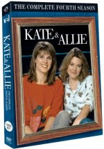 Kate & Allie - The Complete Fourth Season (Canadian Release by VEI)