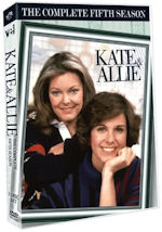 Kate & Allie - The Complete Fifth Season (Canadian Release by VEI)
