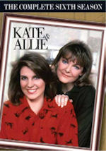 Kate & Allie - The Complete Sixth Season (Canadian Release by VEI)
