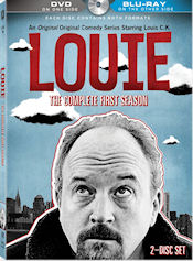 Louie - The Complete First Season (DVD/Blu-ray Combo in DVD Packaging)