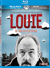 Louie - The Complete First Season (2 Disc Combo in Blu-ray Packaging)