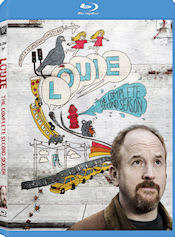 Louie - The Complete Second Season on Blu-ray