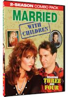 Married with Children - Seasons Three and Four (Mill Creek)