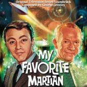 My Favorite Martian Soundtrack CD