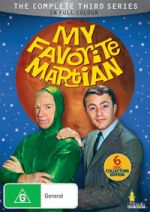 My Favorite Martian - The Complete Third Season (Australian Release)