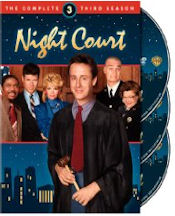 Night Court - The Complete Third Season