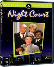 Night Court - The Complete Sixth Season