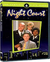 Night Court - The Complete Sixth Season