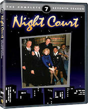 Night Court - The Complete Seventh Season