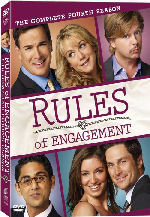 Rules of Engagement - The Complete Fourth Season