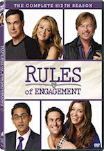 Rules of Engagement - The Complete Sixth Season