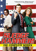 Sledge Hammer! - The Complete Series