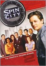 Spin City - The Complete Second Season