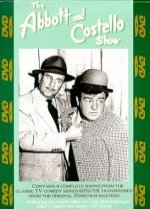 The Abbott and Costello Show - Volumes 1-13