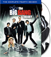 The Big Bang Theory - The Complete Fourth Season
