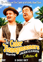 The Color Honeymooners - Collection 4