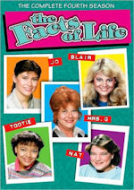 The Facts of Life - The Complete Fourth Season