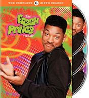The Fresh Prince of Bel-Air - The Complete Sixth Season