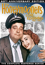 The Honeymooners: Lost Episodes 1951-1957 (The Complete Restored Series)