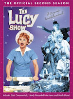 The Lucy Show - The Official Second Season