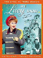 The Lucy Show - The Official Third Season