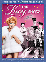 The Lucy Show - The Official Fourth Season