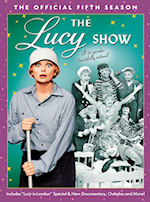 The Lucy Show - The Official Fifth Season