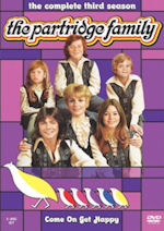The Partridge Family - The Complete Third Season