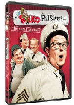 Sgt. Bilko (The Phil Silvers Show) - The First Season