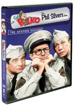 Sgt. Bilko (The Phil Silvers Show) - The Second Season