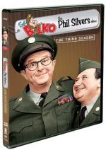 Sgt. Bilko (The Phil Silvers Show) - The Third Season
