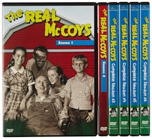 The Real McCoys - The Complete Series